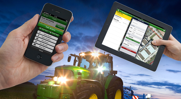 Three John Deere Mobile Apps To Access On The Go