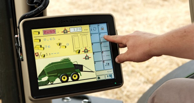 Precision Agriculture Helps Farmers Save Time Money The Land