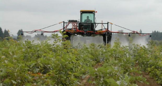 Herbicide Spray Drift Management