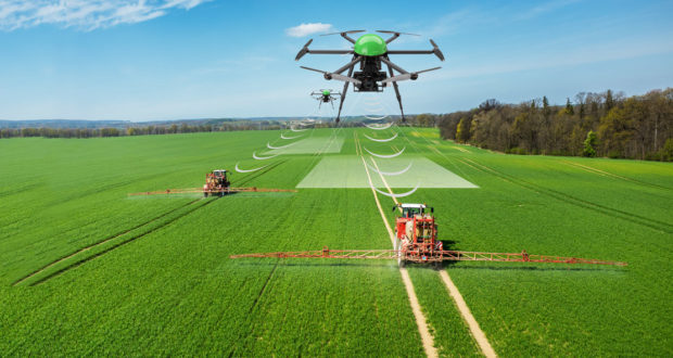 Crop Monitoring Technology In Precision Farming